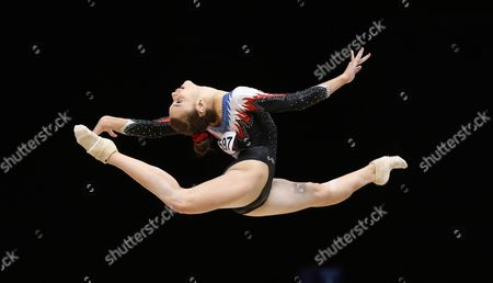 Editorial photo of Britain Artistic Gymnastics World Championships - Oct 2015