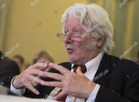 Investigative Writer and Filmmaker Andrew Jennings Testifies During the Senate Commerce Science and Transportation Committee's Hearing Entitled 'Examining the Governance and Integrity of International Soccer' on Capitol Hill in Washington Dc Usa 15 July 2015 United States Washington