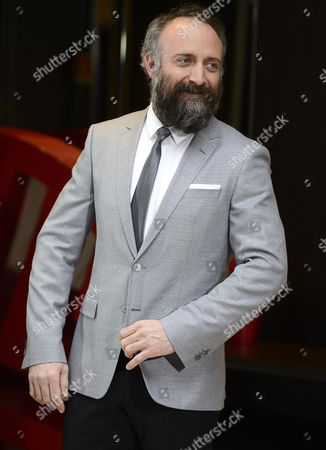 Stock Picture of Halit Ergenc