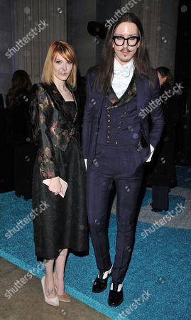 Francesca Merricks and Joshua Kane