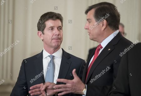 Alex Gorsky and David Farr