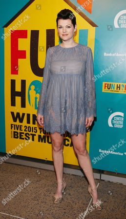 Editorial photo of 'Fun Home' opening, Ahmanson Theatrer, Los Angeles, USA - 22 Feb 2017