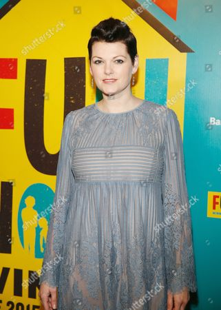Editorial image of 'Fun Home' opening, Ahmanson Theatrer, Los Angeles, USA - 22 Feb 2017