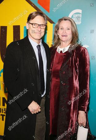 Editorial picture of 'Fun Home' opening, Ahmanson Theatrer, Los Angeles, USA - 22 Feb 2017