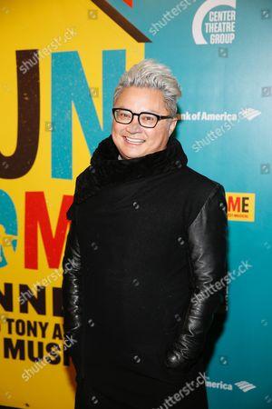 Editorial photo of 'Fun Home' opening, Ahmanson Theatrer, Los Angeles, USA - 22 Feb 2017