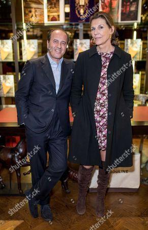 Prosper Assouline and Martine Assouline