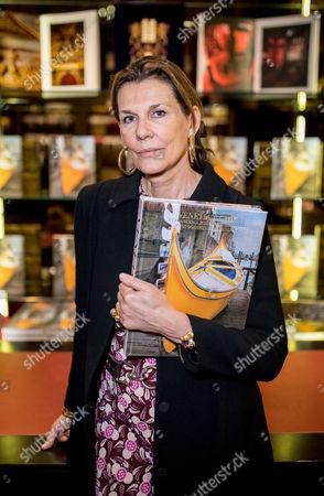 Editorial picture of Francesca Bortolotto Possati 'Venetian Chic' book launch, Maison Assouline, London, UK - 23 Feb 2017