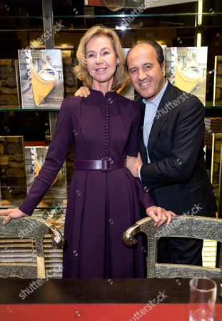 Francesca Bortolotto Possati and Prosper Assouline