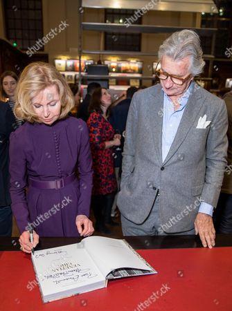 Francesca Bortolotto Possati and Arnaud Bamberger