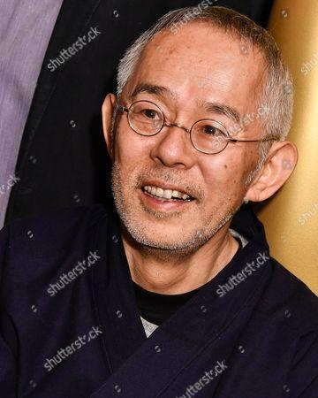 Stock Image of Toshio Suzuki