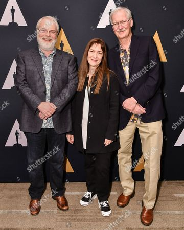 Editorial photo of Oscar Week: 'Animated Features', The Academy of Motion Picture Arts and Sciences, Los Angeles, USA - 23 Feb 2017