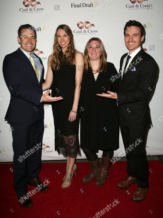 Editorial photo of 12th Annual Final Draft Awards, Arrivals, Los Angeles, USA - 23 Feb 2017