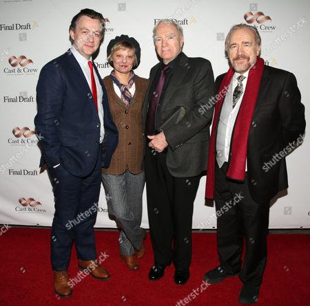Guest, Martha Plimpton, Robert McKee, Brian Cox