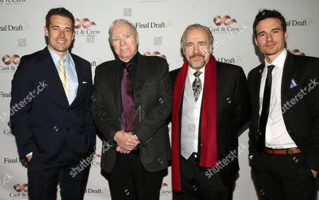G.W. Freund, Robert McKee, Brian Cox, Daniel Bonjour