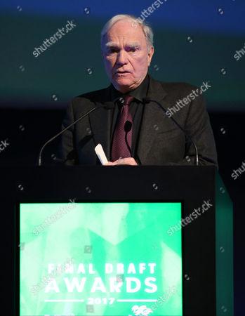 Stock Photo of Robert McKee