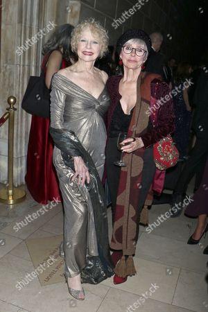 Stock Image of Penny Fuller and Rita Moreno