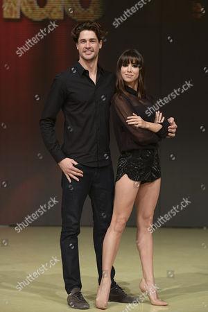 Christopher Leoni and Ekaterina Vaganova
