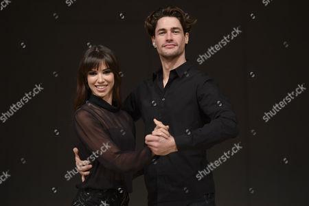 Ekaterina Vaganova and Christopher Leoni