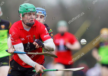 IT Carlow vs UCC. UCC's Tom Devine and James Coyle of IT Carlow