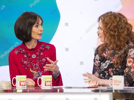 Editorial picture of 'Loose Women' TV show, London, UK - 24 Feb 2017