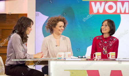 Editorial photo of 'Loose Women' TV show, London, UK - 24 Feb 2017