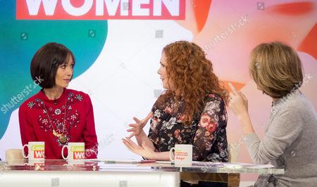 Editorial image of 'Loose Women' TV show, London, UK - 24 Feb 2017