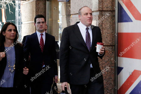 Editorial picture of NYC Mayor Corruption Probe, New York, USA - 24 Feb 2017