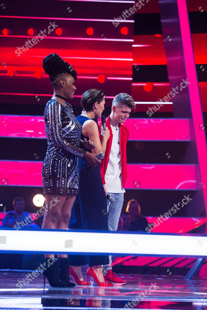 Episode 8: The Battles: Team JHud. Stacey Skeete -v- Jamie Miller. Emma Willis