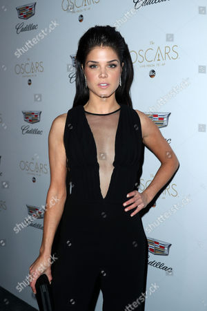 Stock Picture of Marie Avgeropoulos