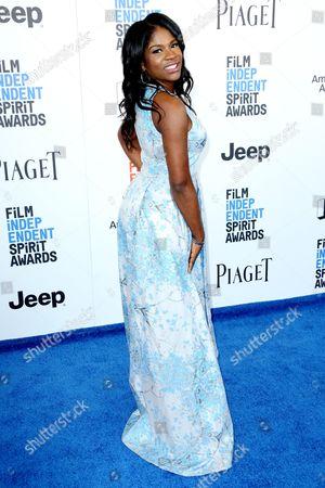 Editorial photo of 32nd Film Independent Spirit Awards, Arrivals, Santa Monica, Los Angeles, USA - 25 Feb 2017