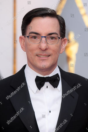 Stock Picture of Eric Heisserer