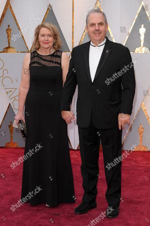 Bill Mechanic and Carol Mechanic