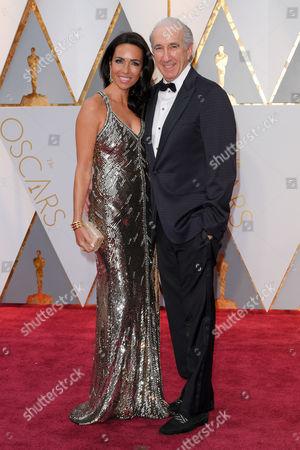 Nadine Barber and Gary Barber