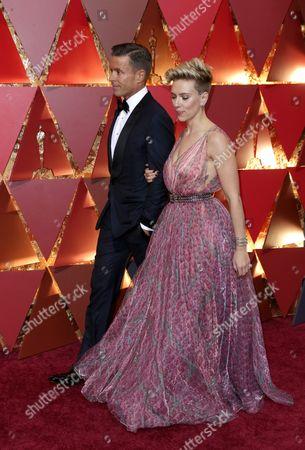 Scarlett Johansson, Joe Machota