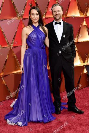 Joanna Natasegara and Orlando von Einsiedel