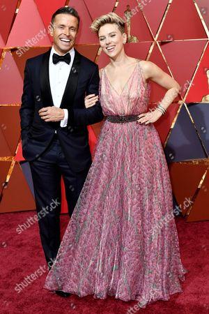 Stock Picture of Scarlett Johansson, Joe Machota