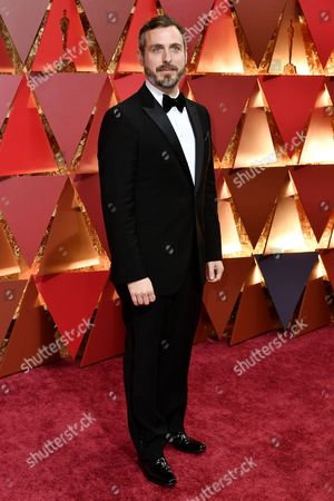 Editorial photo of 89th Annual Academy Awards, Arrivals, Los Angeles, USA - 26 Feb 2017