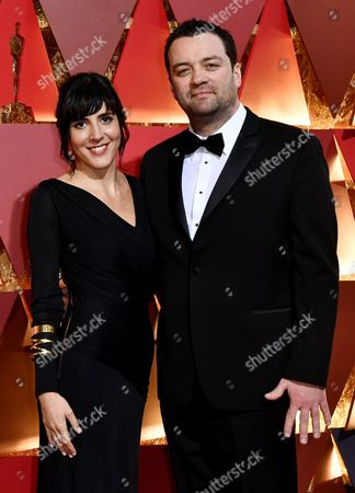 Editorial picture of 89th Annual Academy Awards, Arrivals, Los Angeles, USA - 26 Feb 2017