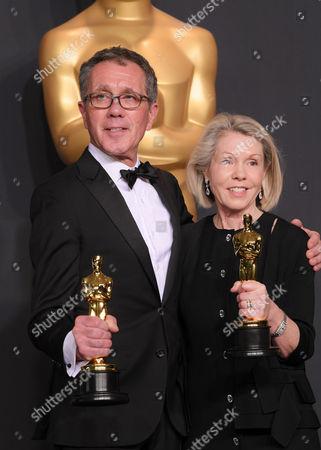 David Wasco and Sandy Reynolds-Wasco - Production Design - 'La La Land'