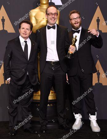 Michael J Fox, Seth Rogen and John Gilbert - Film Editing - 'Hacksaw Ridge'