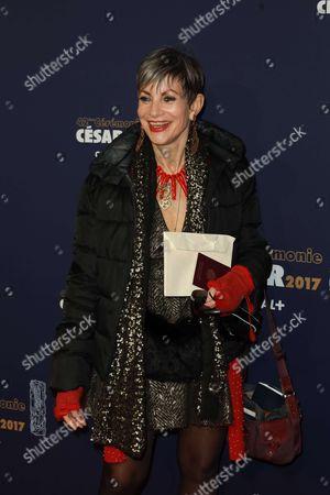 Editorial photo of 42nd Annual Cesar Film Awards, Paris, France - 24 Feb 2017