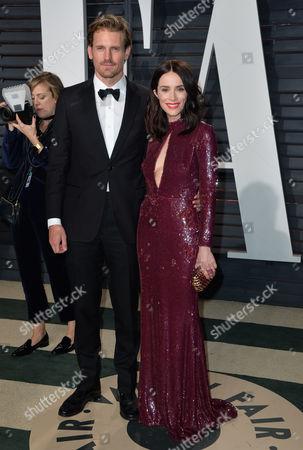 Editorial photo of Vanity Fair Oscar Party, Los Angeles, USA - 26 Feb 2017