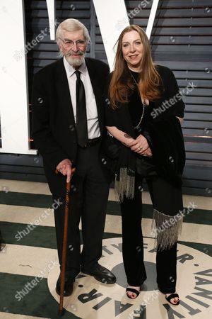 Martin Landau and guest