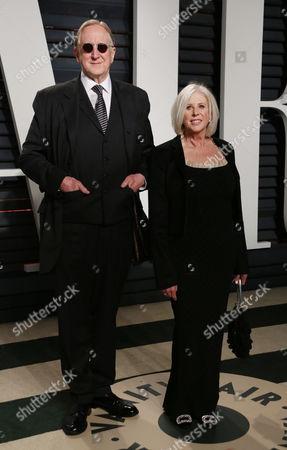 T Bone Burnett and Callie Khouri