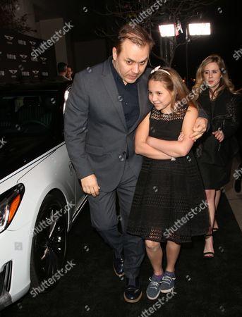 Theodore Melfi, daughter