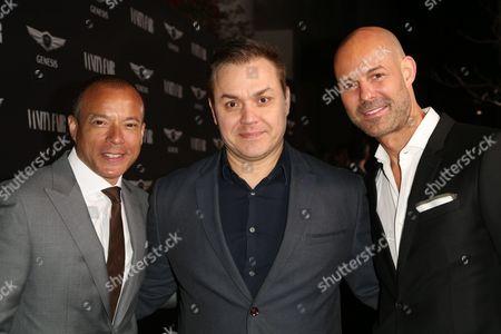 Manfred Fitzgerald, Theodore Melfi, Chris Mitchell