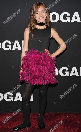 Editorial photo of 'Logan' film screening, New York, USA - 24 Feb 2017