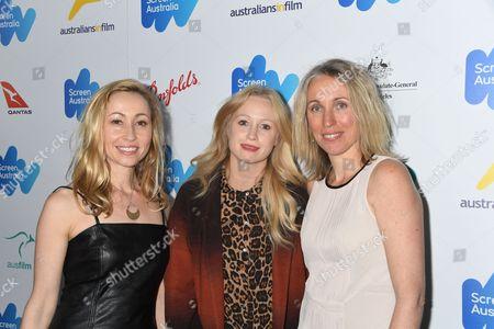 Editorial photo of Screen Australia and Australians in Film Reception, Four Seasons Hotel,  Beverly Hills, USA - 24 Feb 2017
