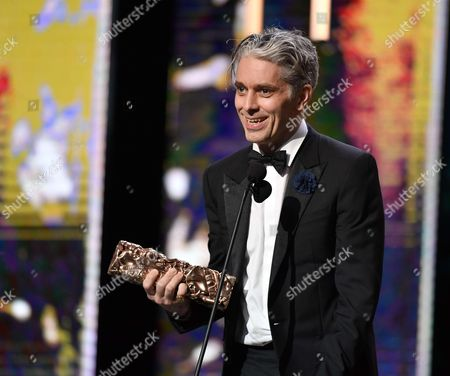 James Thierree receives Cesar Award for the best Suporting Actor