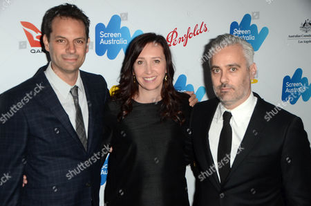 Editorial photo of Screen Australia and Australians in Film Reception, Four Seasons Hotel, Beverly Hills, USA - 24 Feb 2017